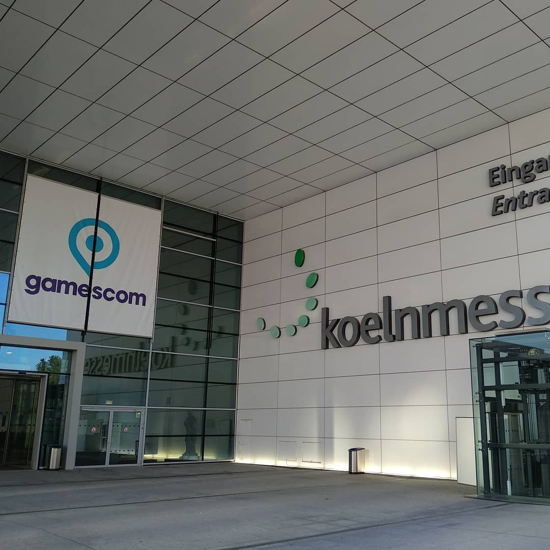 Goodbye #Gamescom2019 see you next year. Special thanks to all publishers and developers who let us play their games, we had a great time. ?? #gameswelove @playstationde @bandainamcoentde  @techlandgames @cdpred @thqnordic @vrgiants @kochmediauk @wired_pr