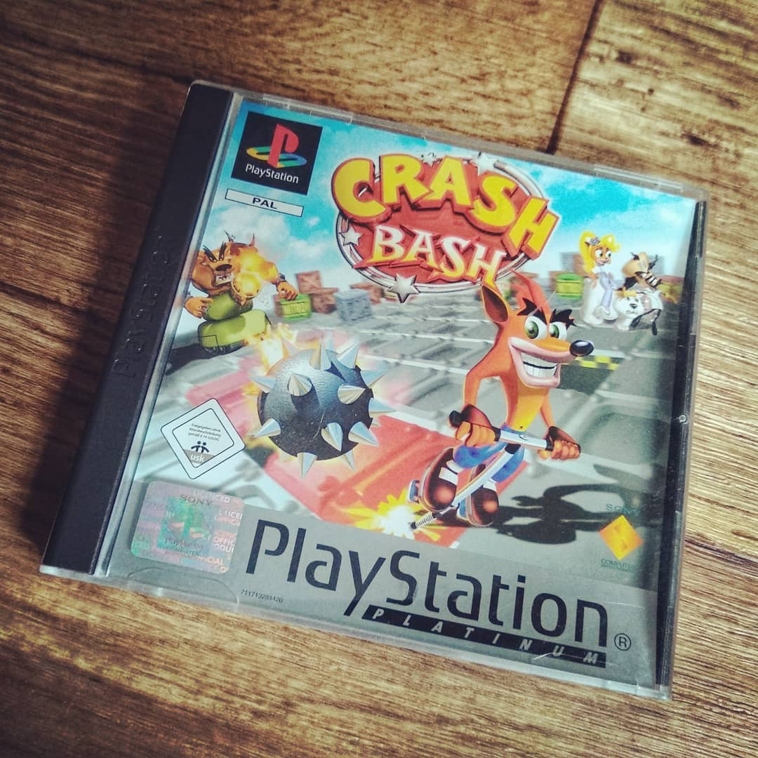 Wo wir gerade bei #Retrogames sind. Wie sieht es eigentlich mit einem Remake von #crashbash aus? ?? - ?? #crashbandicoot , #crashteamracing , #spyrothedragon so many lovely memories - What do you think about a #remake of Crash Bash? Mission accepted? @pla