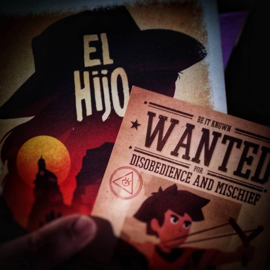 Schaut euch aufjedenfall das Western Stealthgame El Hijo an, wenn Ihr auf der #egxberlin2019 seid. ?? Tolles Spiel, freuen uns auf den Release. ?  @handygames #elhijo #honigstudios #egxberlin