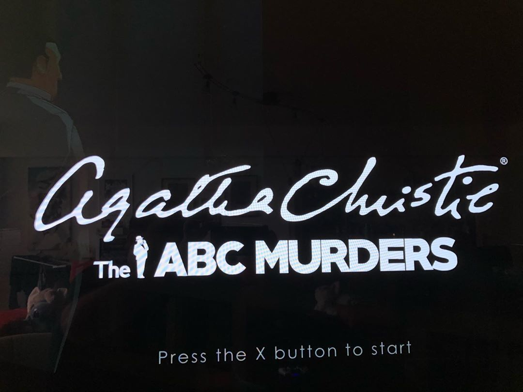 Wir tuen unseren Teil für die Playstation Community Challange, und ihr? #ps4 #playstationtrophies #communitychallenge #playstation #gaming #playstationcommunitychallenge #trophyhunting #theabcmurders #poirot #adventure #trophies #game1 #backlog #agathachr