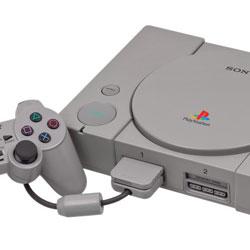 Die gute alte Playstation