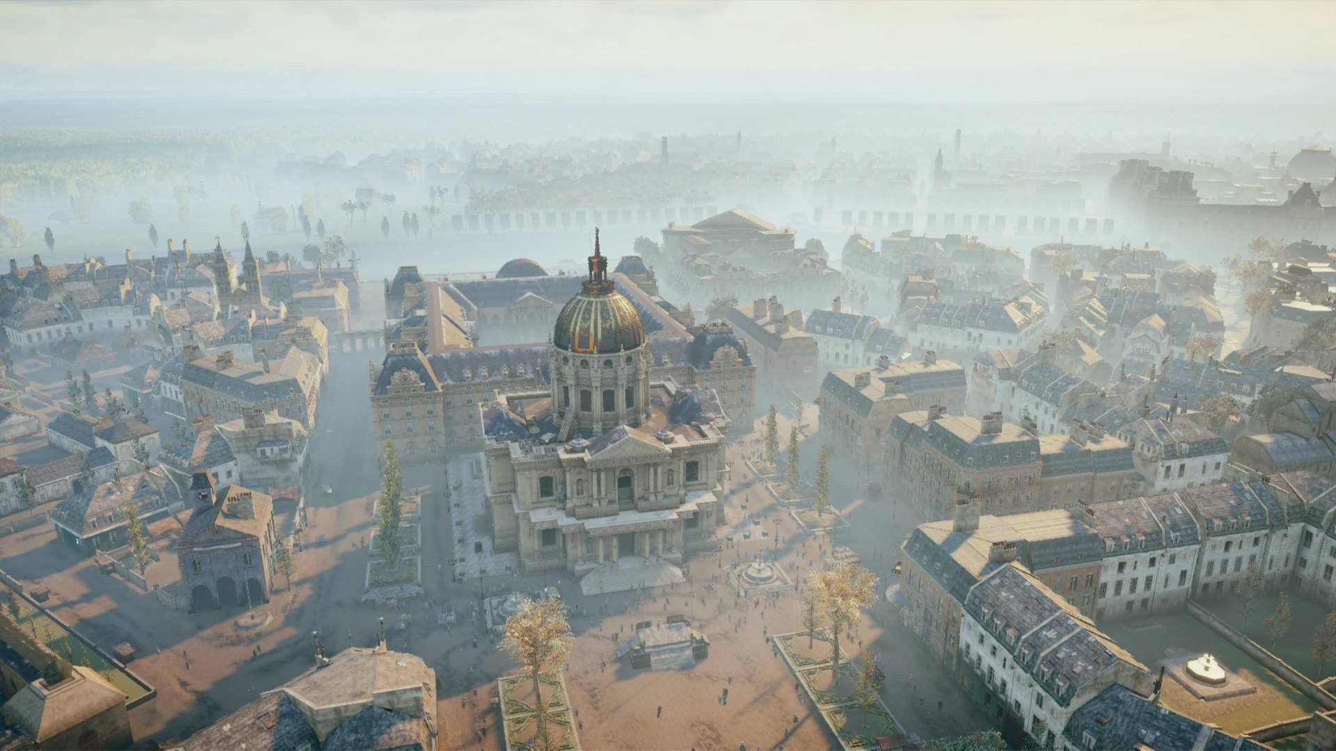 Assassin's Creed Unity spielt in Paris
