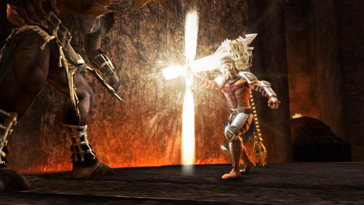 Dante's Inferno Magie Screenshot