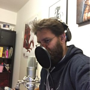 Podcasten bei Gaming Helden