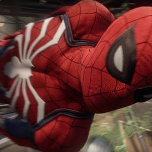 Ein Screenshot aus dem Spider-Man PS4 Trailer