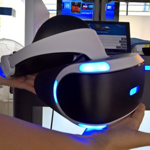 Das Playstation VR Headset