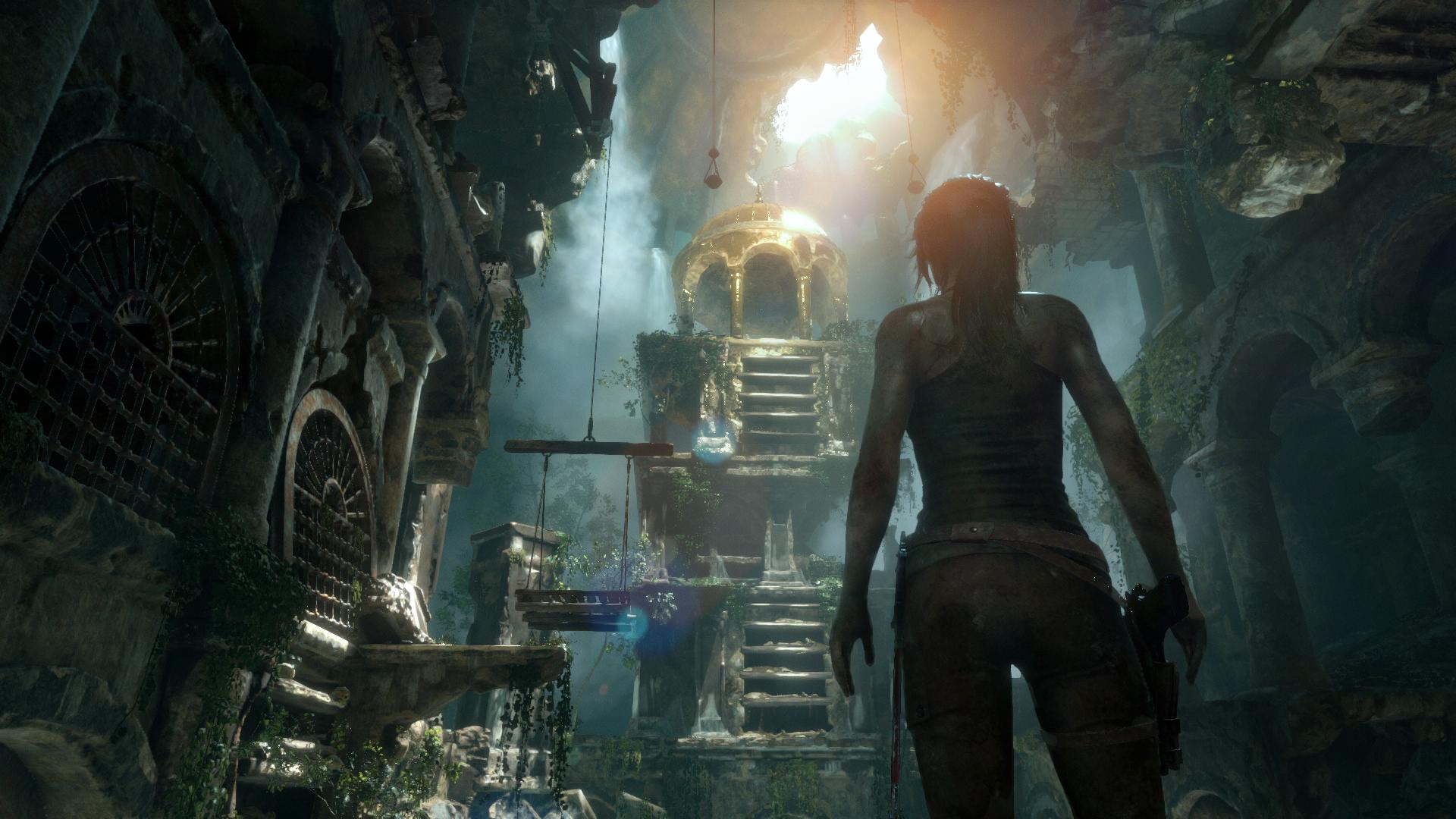 Denuvo in Rise of the Tomb Raider