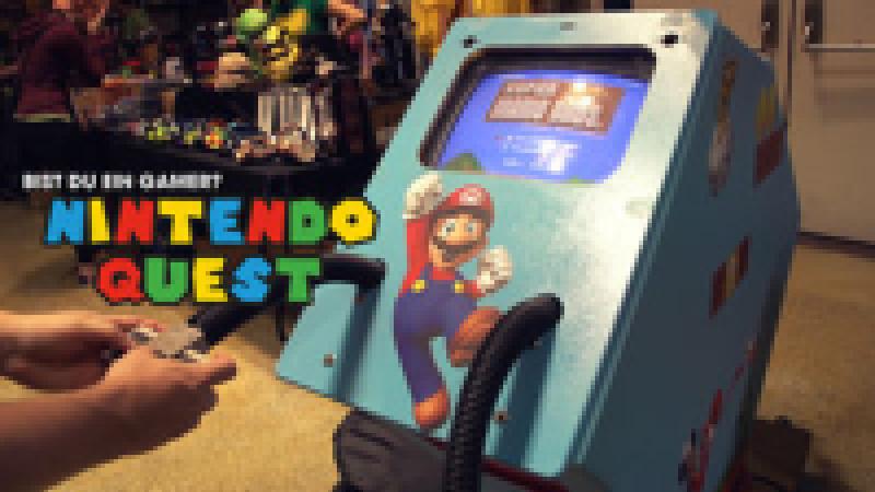 Videospieldokumentation Nintendo Quest