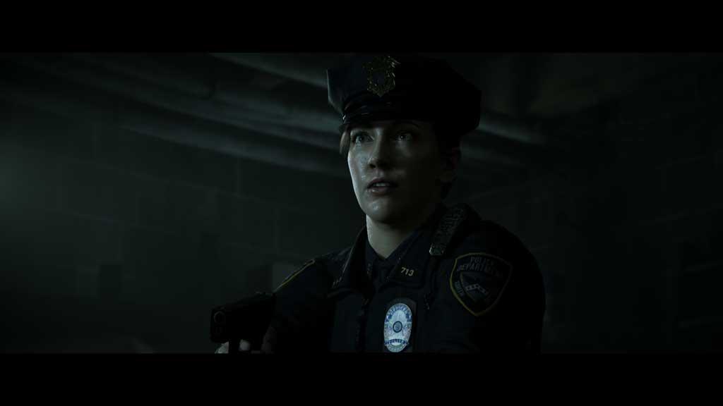 Officer Becky ist eine der Hauptfiguren von Hidden Agenda