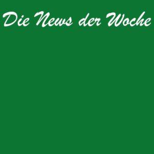 Das Bild zu den News der Woche