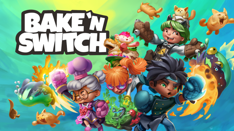 Bake 'n Switch Keyart