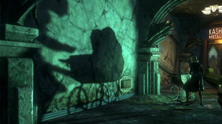 Eine Szene aus Bioshock