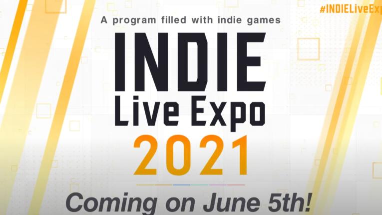 Das Key Art zur Indie Live Expo
