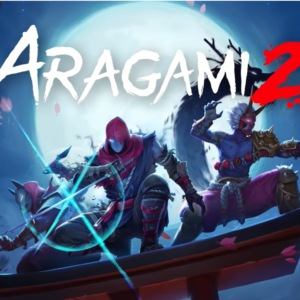 Key Art zu Aragami 2
