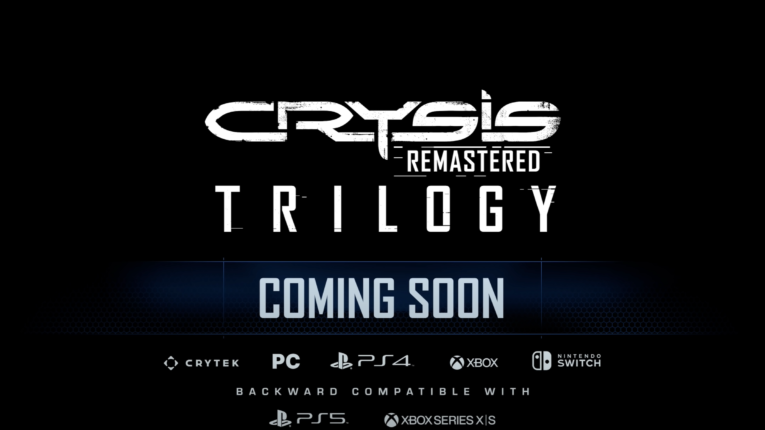 Crysis Remasterd Trilogy Key Art